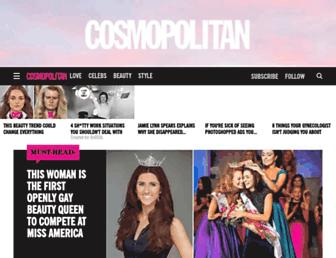 Thumbshot of Cosmopolitan.com