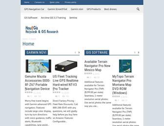 how2gis.net screenshot