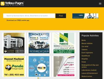 Thumbshot of Yellowpages.com.lb