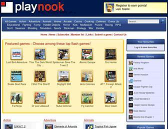 playnook.com screenshot