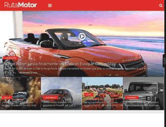 rutamotor.com screenshot