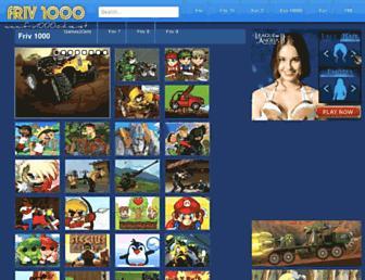 friv1000online.net screenshot