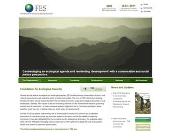 fes.org.in screenshot