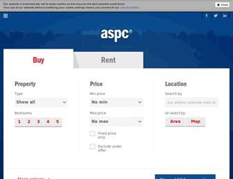 Thumbshot of Aspc.co.uk
