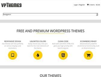 Thumbshot of Vpthemes.com