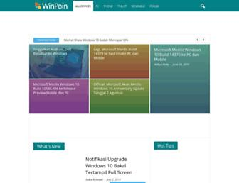 winpoin.com screenshot