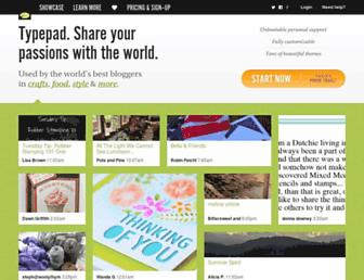 Thumbshot of Typepad.com