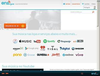 onerpm.com.br screenshot