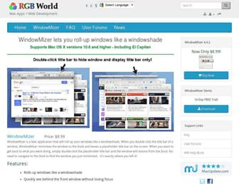 rgbworld.com screenshot