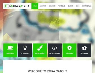 extracatchy.net screenshot