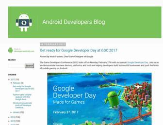 android-developers.googleblog.com screenshot