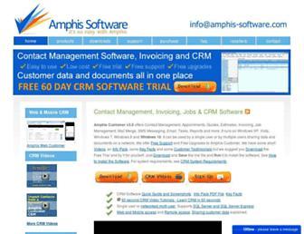 amphis-software.com screenshot