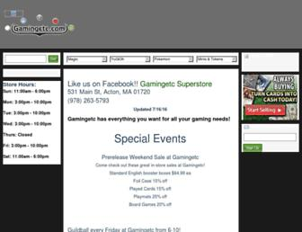gamingetc.com screenshot