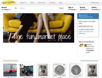 Thumbshot of Onlineauction.com