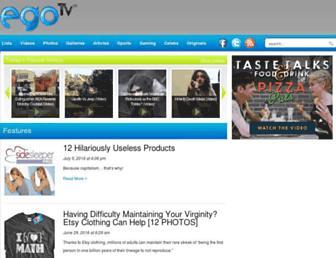 Thumbshot of Egotvonline.com