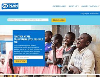 jobs.plan-international.org screenshot
