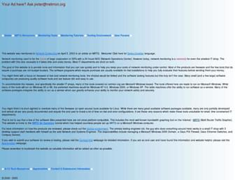 netmon.org screenshot