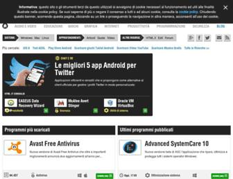 download.html.it screenshot