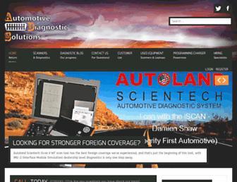 autodiagcart.com screenshot