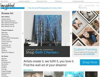 Thumbshot of Imagekind.com