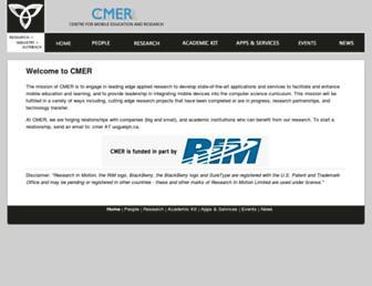 cmer.ca screenshot
