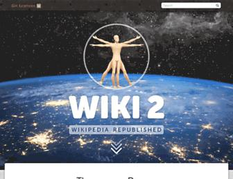 wiki2.org screenshot