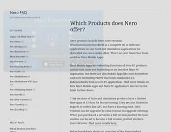 neroknowhow.com screenshot