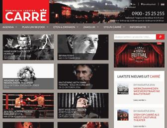 Thumbshot of Carre.nl