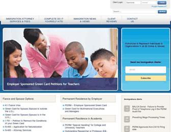 Thumbshot of Usavisanow.com