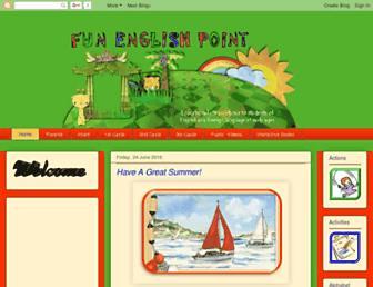 funenglishpoint.blogspot.com screenshot