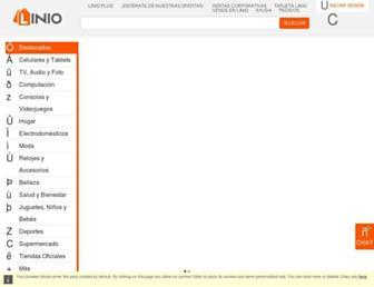 Thumbshot of Linio.com.co