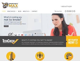 oppmax.com screenshot