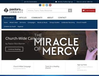 Thumbshot of Pastors.com