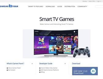 Thumbshot of Samsungdforum.com