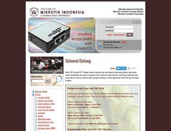 mikrotik.co.id screenshot