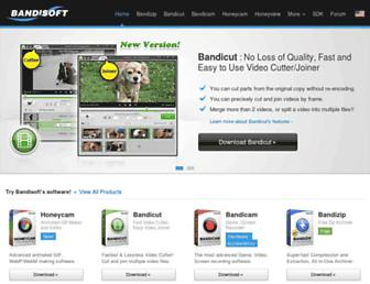 Thumbshot of Bandisoft.com