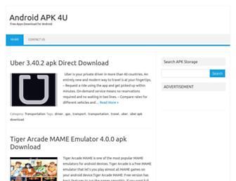 androidapk4u.com screenshot
