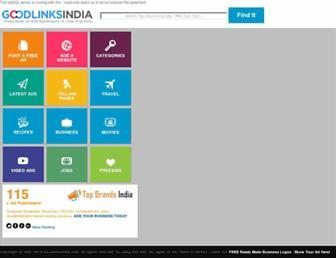 Thumbshot of Goodlinksindia.in