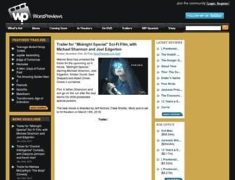 Thumbshot of Worstpreviews.com