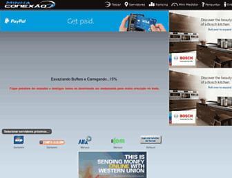 minhaconexao.com.br screenshot
