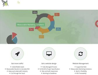 cocoonfxmedia.co.uk screenshot