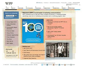 wpp.com screenshot