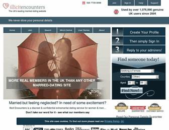 Thumbshot of Illicitencounters.com