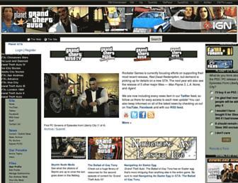 planetgrandtheftauto.gamespy.com screenshot