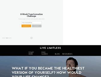 Thumbshot of Limitless365.com