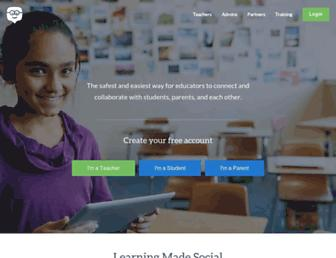 Thumbshot of Edmodo.com