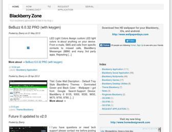 zberry.blogspot.com screenshot