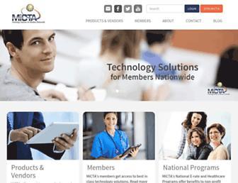 mictatech.org screenshot