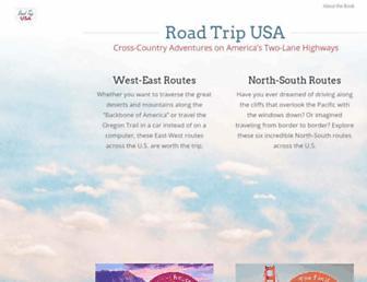 roadtripusa.com screenshot