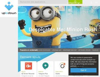 fr.uptodown.com screenshot
